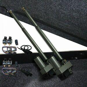 Heavy Duty Automated Power Hinge Kit 428 hot rod 427 wholesale early