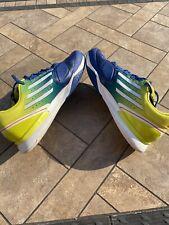Adidas Adizero Feather II 2 Sprintweb Mens Size 9 1/2 Tennis Shoes