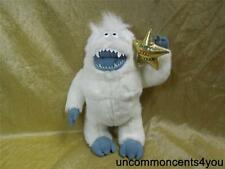 """2000 Abominable Snowman Bumble Stuffins 16"""" Plush Rudolph Island Misfit Toys"""