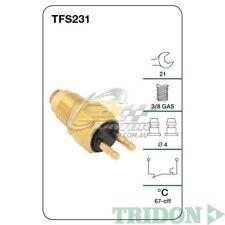 TRIDON FAN SWITCH FOR Ford Laser 10/85-02/90 1.3L(B3, E3)(Petrol) TFS231