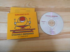 CD Jazz Ensemble Gending - Soekarno Blues (7 Song) BV HAAST
