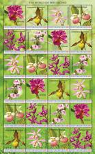 SINT MAARTEN ++ 2020 FLOWERS ORCHIDS BLOEMEN ORCHIDEEN  MNH NEUF **