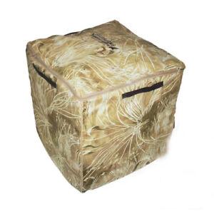 Goose decoys Silosock Maxi Cube XXXL Decoy Bag Wildfowling