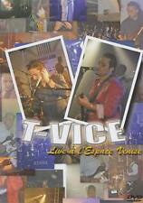 DVD NEUF scellé - T-VICE LIVE A L'ESPACE VENISE -D17