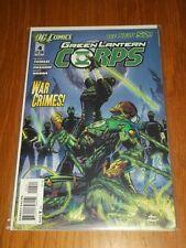 GREEN LANTERN CORPS #4 DC COMICS NEW 52 NM (9.4)