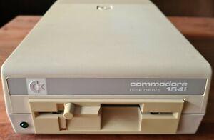 Commodore VC-1541, Floppy Diskettenlaufwerk, funktionstüchtig mit OVP!