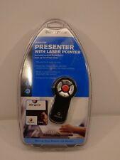 NEW Targus Wireless Presenter With Laser Pointer  (AMP0302US)