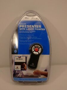 NEW Targus Wireless Presenter With Laser Pointer  (AMP0302US)