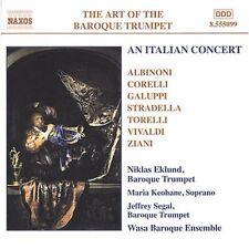 Art Of Baroque Trump - Art of Baroque Trumpet 5: An Italian Concert / Various [N