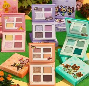 Colourpop Animal Crossing Eyeshadow Palette - LIMITED EDITION
