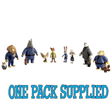 Tomy Disney Zootropolis action figures ONE PACK SUPPLIED you choose