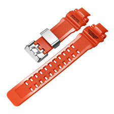 Orange Replacement Watchband Band Strap Wristband for Casio G-Shock GW-A1100R-4