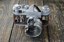RARE! Zenit Dummy Skeleton Displaying Model aka Russian Leica Customized Camera