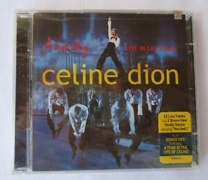Celine Dion A New Day - Live in Las Vegas - New - Sealed