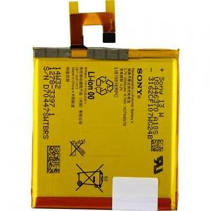 Interne Batterie Leistung Zelle Original Sony LIS1551ERPC Xperia M2 & E3