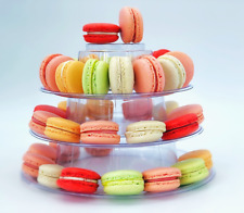 Gluten Free Assorted  36 Pack French Macarons for 4 tier macaron tower | parties