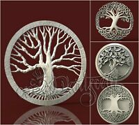 4 3D Models STL CNC Router Artcam Aspire Family Tree Celtic Life Cut3D Vcarve