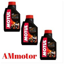 Motul 7100 15w50 Olio Motore Lubrificante 100 % Sintetico 3 Litri Honda MOTO