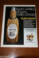BD23=1972=GLEN GRANT WHISKY=PUBBLICITA'=ADVERTISING=WERBUNG=
