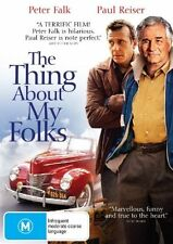 The Thing About My Folks (DVD, 2009) - Region 4