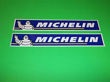 MICHELIN TIRES CAR TRUCK BMX MOTOCROSS ATV QUAD UTV MOTORCYCLE DECALS STICKERS