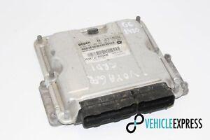 JEEP CHEROKEE 2.5 CRD Engine Control Unit Module 0281011062 / P04727665AB