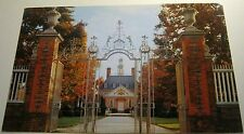 United States Palace Gates Williamsburg Virginia 25251 - unposted