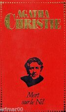 Mort sur le Nil // Agatha CHRISTIE // Collection Rouge