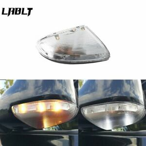 Front Left Mirror Turn Signal Light Lamp For 09-14 Dodge Ram 1500 & 10-14 2500