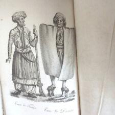 1812 Mœurs, Usages, Costumes Othomans... Ottoman TURKEY COSTUMES Armenian Greek