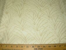 11 3/8 Yds Regal Jubilee Fan Crewel Pearl Embroidered Upholstery Fabric For Less