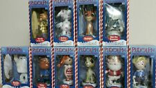 Rudolph the Red Nosed Reindeer Bobbleheads