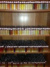 Lot of 10 Pure 100% Fragrance/Body Oil 1/3oz roll on You Pick Scent