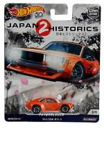 2018 Hot Wheels Car Culture Japan Historics 2 Mazda RX-3 #2/5