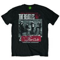 The Beatles Star Club Hamburg Official Merchandise T-Shirt M/L/XL - Neu