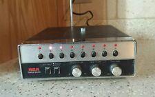 Vintage RCA Emergency Scanner Three Band Model 16S300 SKU E4 S