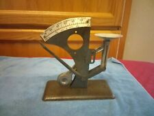 ANTIQUE MASCOT EGG GRADING SCALE  WEIGHING