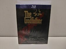 The Godfather Collection: The Coppola Restoration (Blu-ray, 2008) Free Shipping