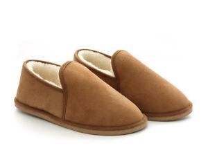 Merino Sheepskin Moccasin Slippers Portuguese