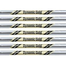 TRUE TEMPER DYNAMIC GOLD TOUR ISSUE Wedge Shaft S400 - ferrule & grip tape