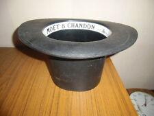 Seau à champagne MOET et CHANDON  forme chapeau  N°1