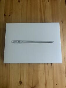 Apple MacBook Air 13 Inch Box Only
