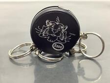 Vintage Promo Keyring ESSO CANADA Keychain TIGER Ancien Porte-Clés TIGRE ESSO