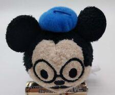 "Disney Store Tsum Tsum City Exclusives Mickey Mouse (Paris) 3.5""Plush DOLL"