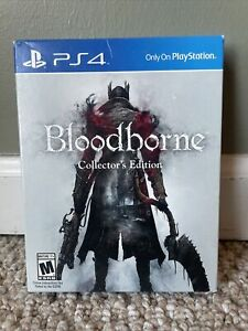 Bloodborne Collector's Edition PlayStation 4 PS4 COMPLETE