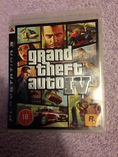 Play Station 3 (PS3) Grand Theft Auto IV - Welcome to Liberty City