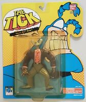 THE TICK DEATH HUG DEAN ACTION FIGURE WITH DEATH HUG ACTION