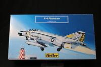 YQ055 HELLER 1/144 maquette avion 79903 F-4 Phantom