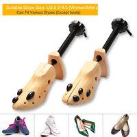 1 Pair Women Men Plastic Shoe Stretcher 2-Way Shoes Stretcher Tree Shaper GRKUS