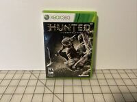 Hunted The Demon's Forge (Microsoft Xbox 360) CIB W/ Manual